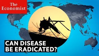 Contagion: mapping the eradication of disease | The Economist