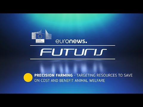 Precision Farming - targeting resources to save on cost and benefit animal welfare
