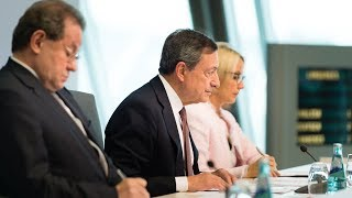 ECB Press Conference - 20 July 2017