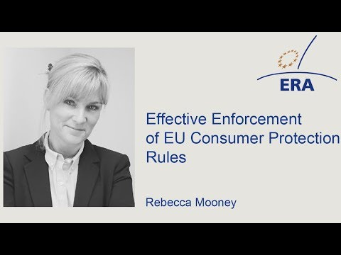 Effective Enforcement of EU Consumer Protection Rules